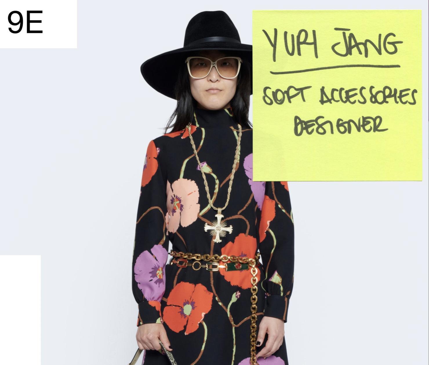 Gucci onthult lookbook voor Lente/Zomer 2021