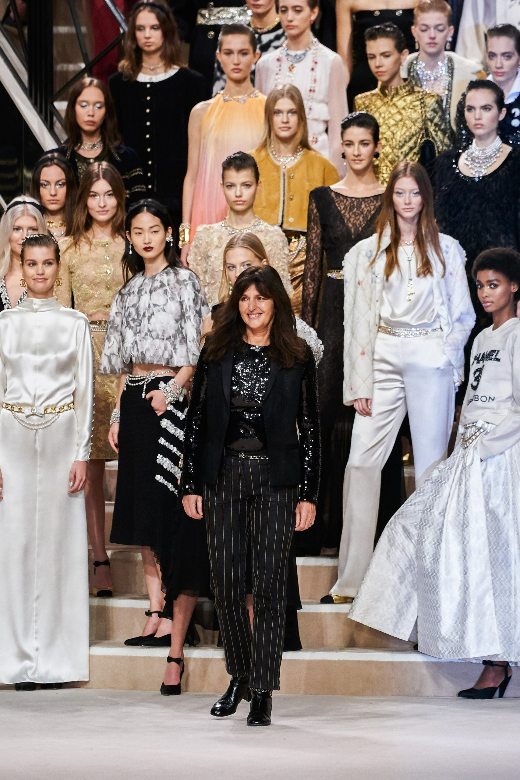 Chanel presenteert Métiers d'art