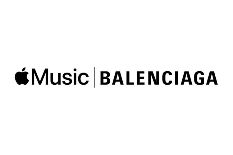 Balenciaga lanceert eigen playlist op Apple Music