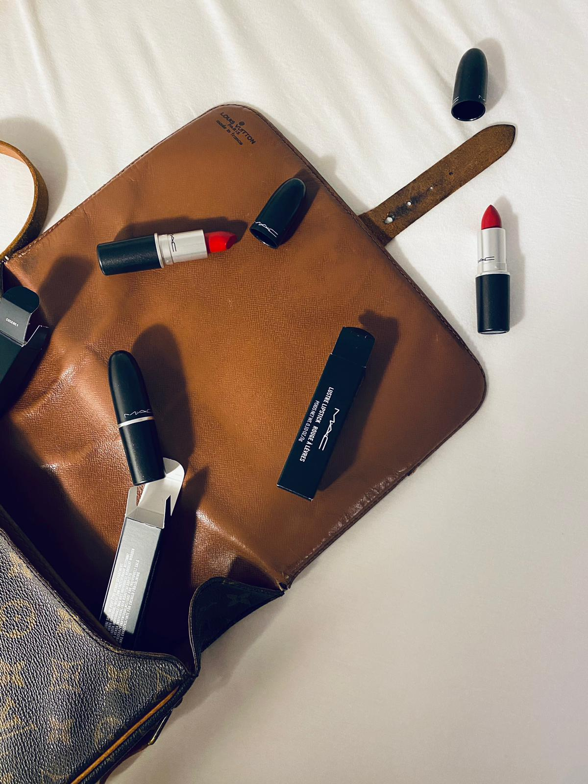 Review | MAC Cosmetics lippenstift Lady Bug