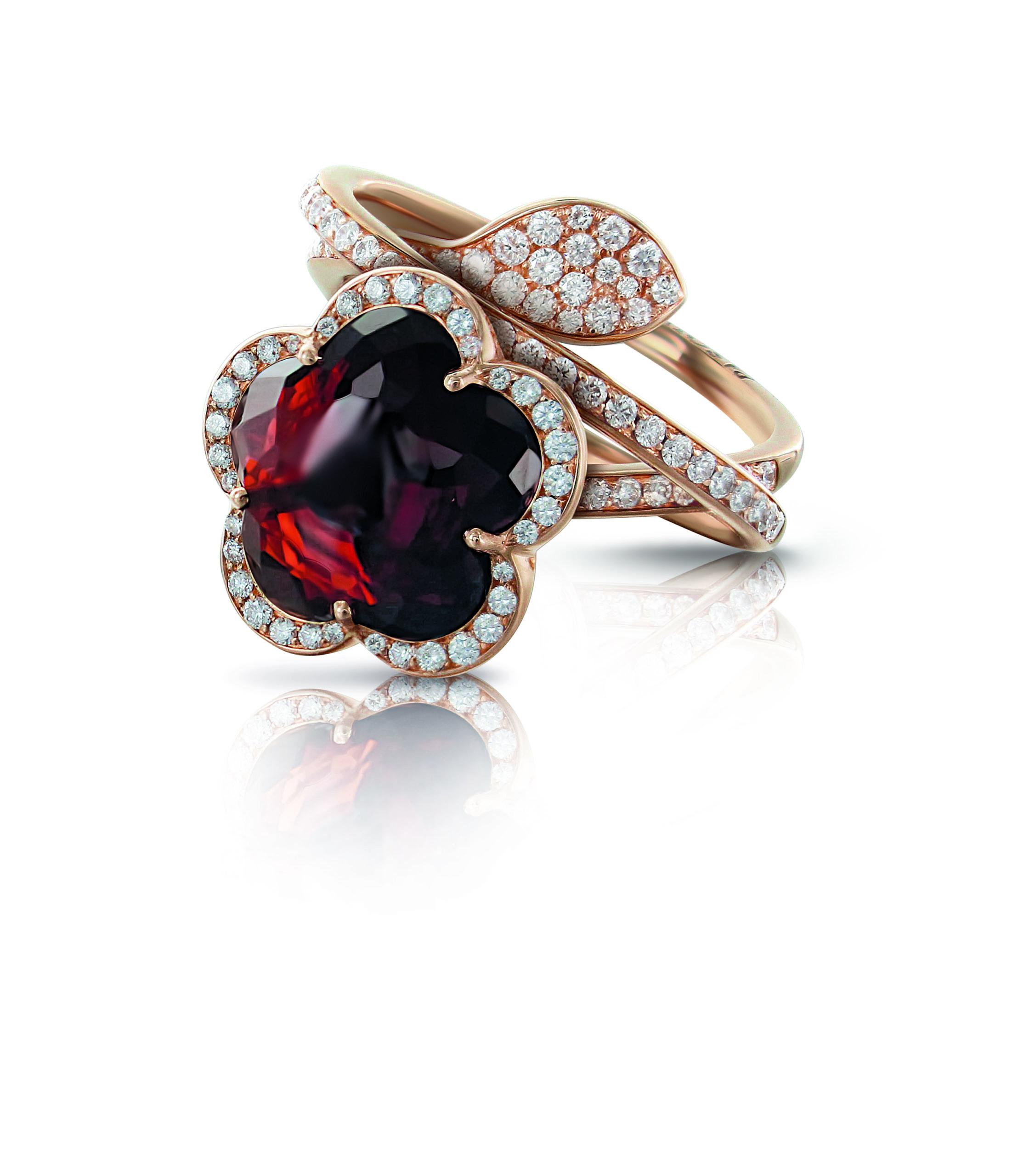 Pasquale Bruni viert Valentijnsdag met schitterende sieraden