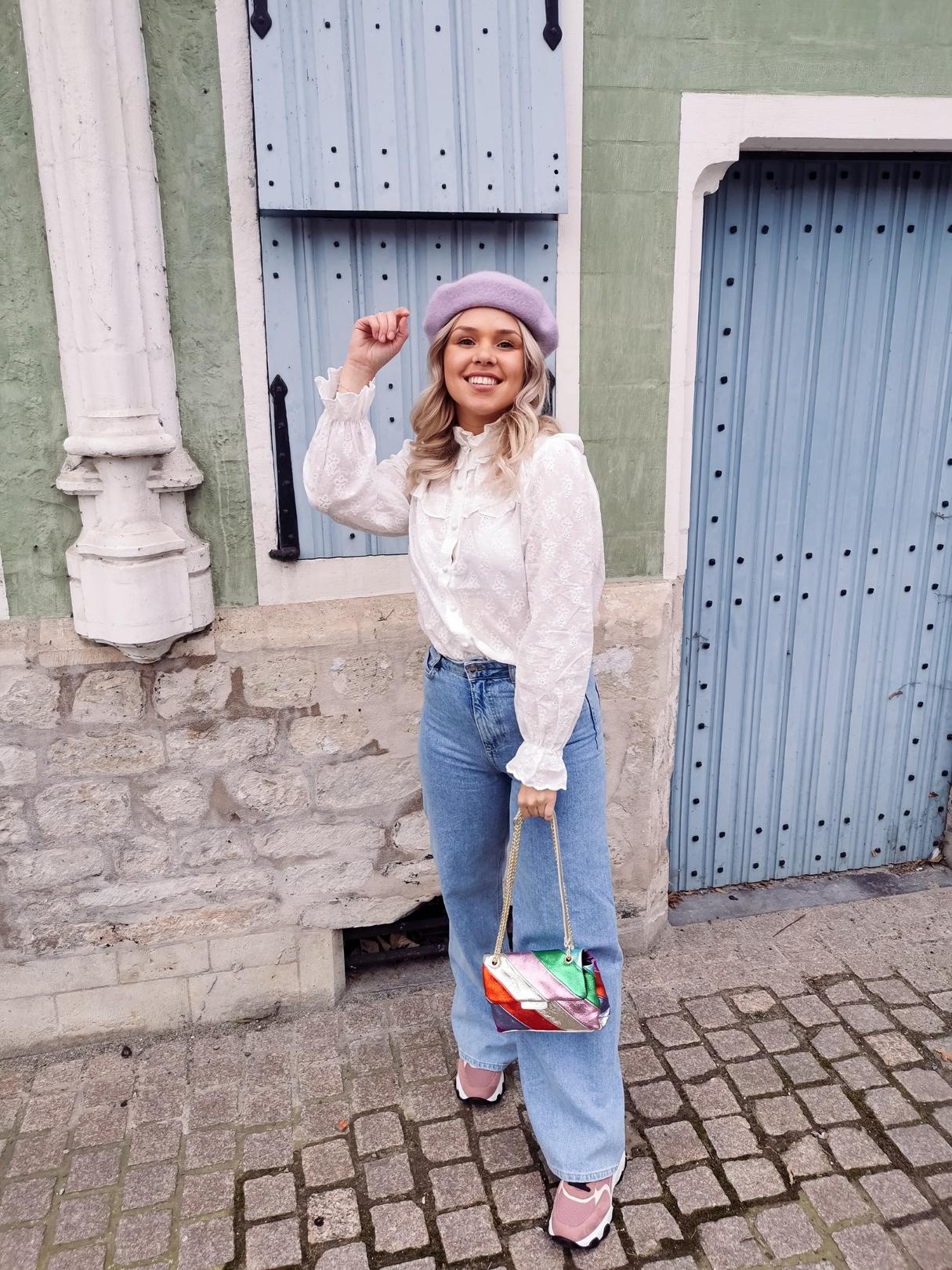 Get the Look: de pastel outfit van Winnie Daems