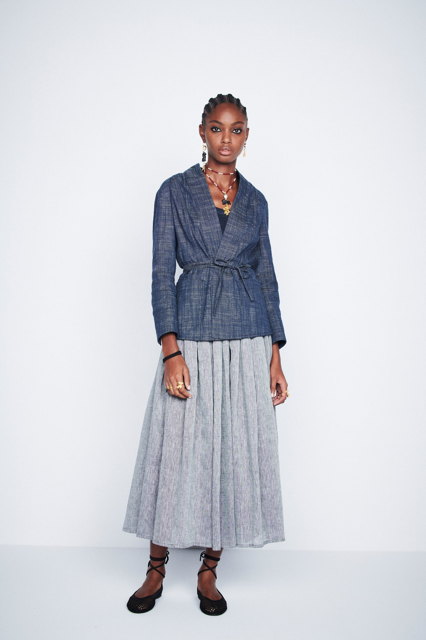 Het Franse modehuis Dior lanceert Palto jacket
