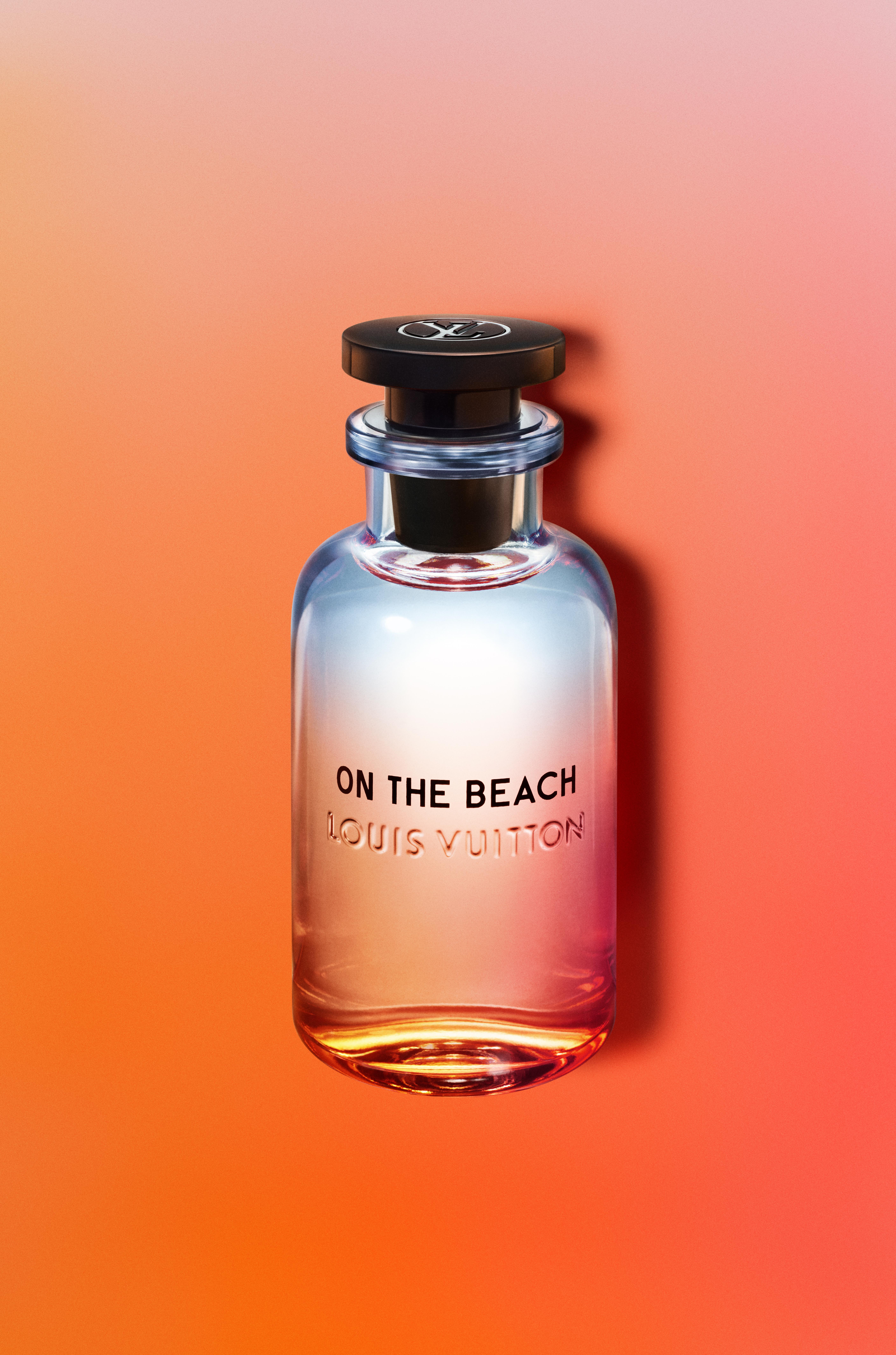 Louis Vuitton lanceert zomers nieuw parfum: On The Beach