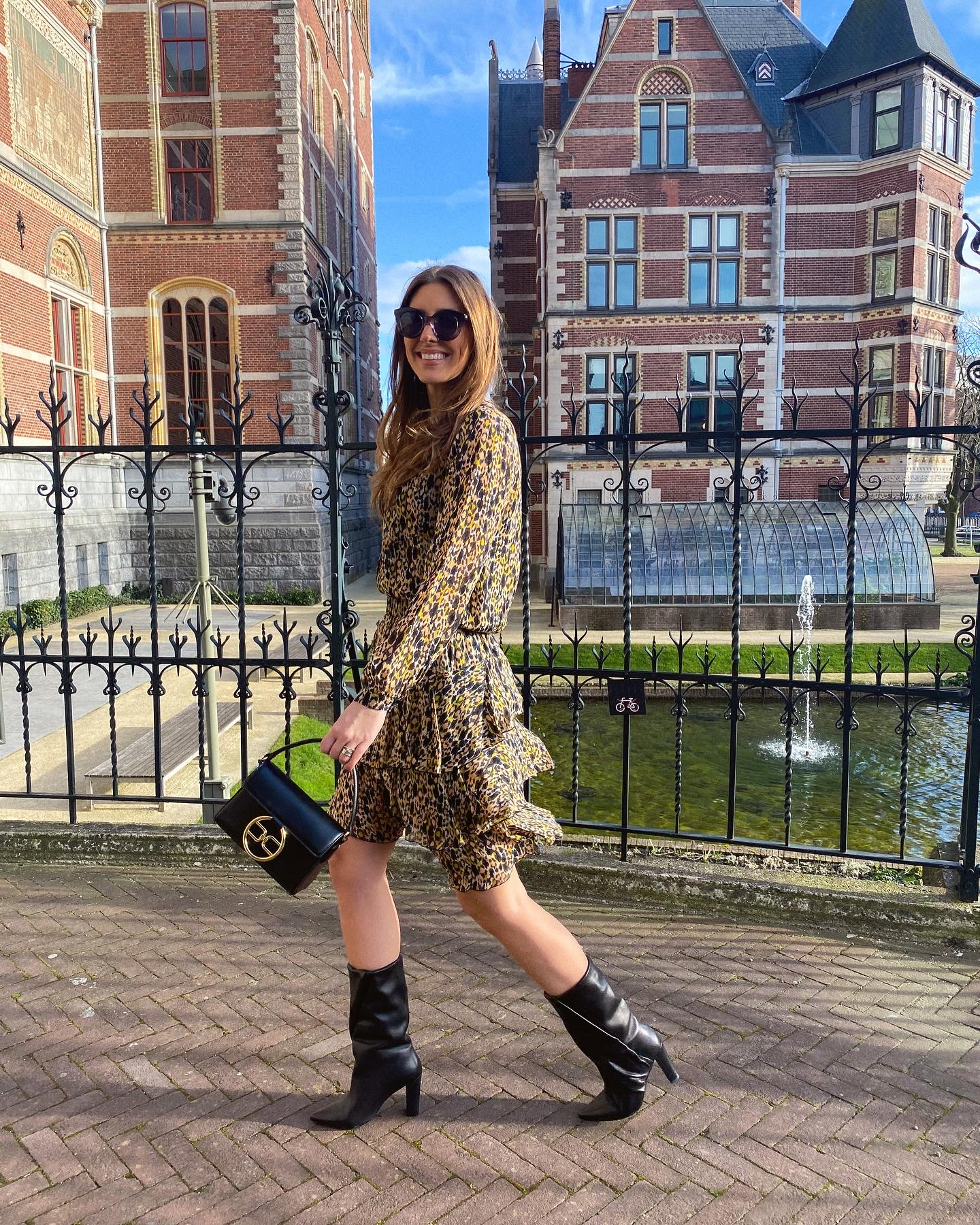 Get the Look: de zomerse jurk van Kelly Blonk