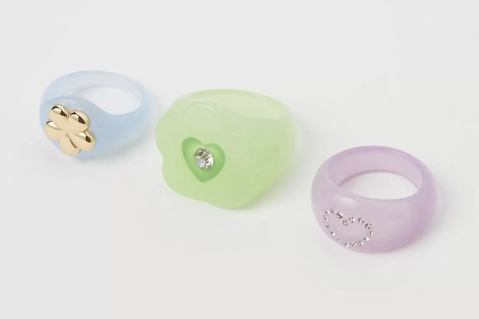 TikTok's nieuwste sieradentrend: chunky ringen