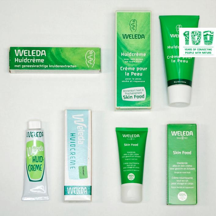 Weleda breidt collectie uit met Skin Food bodylotion