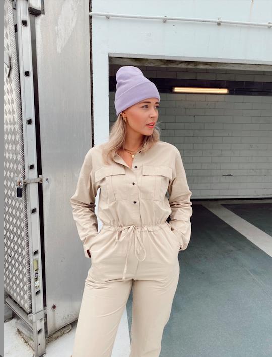 Get the Look: de jumpsuit van Lianne