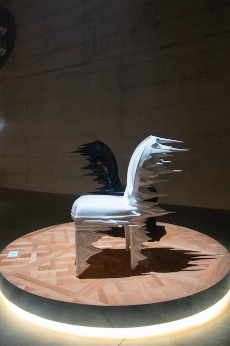 De Dior Medallion Chair